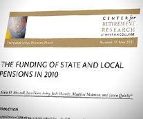 Cover of a state and local issue brief