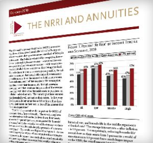 cover of an NRRI publication