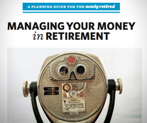 Cover of Managing Your Money in Retirement